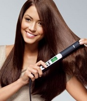 Straightening hair and keeping it straight girlsaskguys 2 blow dry your hair straight this is a great way to get your hair straight while maintaning a little volume this is also a quick method urmus Image collections